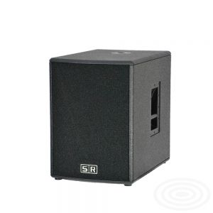 SR TECHNOLOGY - Road Sub15a Subwoofer Cassa acustica attiva