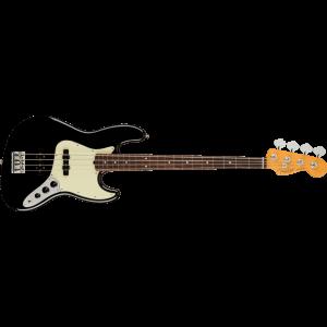 Fender - American Professional II Jazz Bass Rw Blk Basso Elettrico 4 Corde