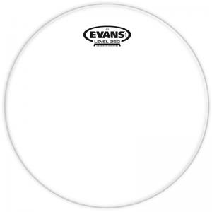 "EVANS - Tt13g2 Clear Pelle per batteria Genera G2 trasparente 13"""