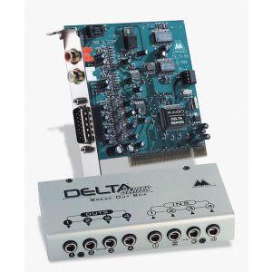 M-AUDIO - Delta 66 Scheda di Registrazione Audio Digitale PCI+BREAK-OUT BOX