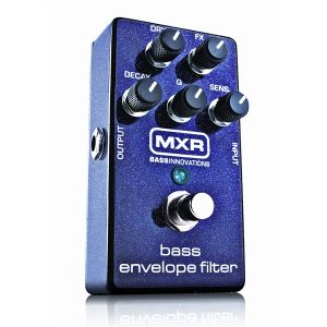 DUNLOP MXR - M-82 Bass Envelope Filter effetto a pedale per basso elettrico