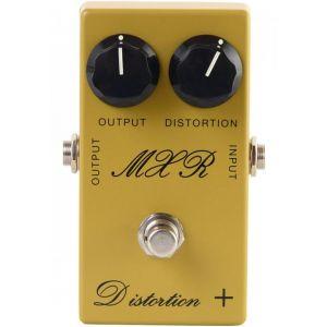 DUNLOP MXR - Csp104 Custom Shop Mxr '73 Vintage Distortion effetto a pedale per chitarra elettrica