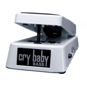 DUNLOP - 105q Crybaby Bass Wah effetto a pedale per basso elettrico