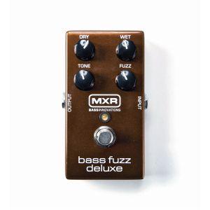 DUNLOP MXR - M84 Bass Fuzz Deluxe Effetto a Pedale per basso elettrico