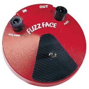 DUNLOP - Jd-f2 Face Distortion effetto a pedale per chitarra elettrica