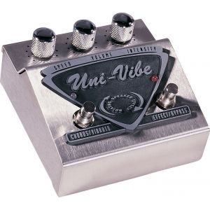 DUNLOP - Uv1 Uni-vibe Rotating Speaker Effect effetto a pedale per chitarra elettrica