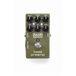 DUNLOP MXR - M81 Bass Preamp effetto a pedale per basso elettrico