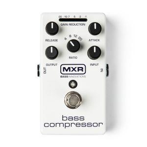 DUNLOP MXR - M87 Bass Compressor effetto a pedale per basso elettrico