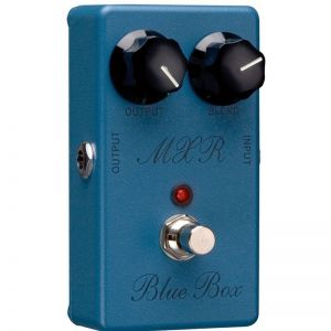 DUNLOP MXR - M-103 Blue Box Octave Fuzz effetto a pedale per chitarra elettrica
