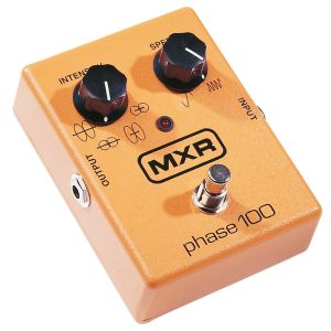 """DUNLOP MXR - M-107 Phase 100 """"sound Great With Bass"""" effetto a pedale per chitarra elettrica"""