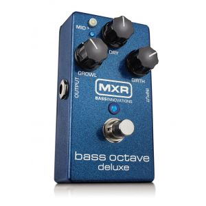 DUNLOP MXR - M288 Bass Octave Deluxe effetto a pedale per basso elettrico
