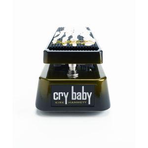 DUNLOP - Kh95 Cry Baby Kirk Hammett Signature Wah effetto a pedale per chitarra elettrica