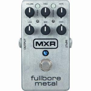 DUNLOP MXR - M-116 Fullbore Metal effetto a pedale per chitarra elettrica