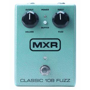 DUNLOP MXR - M173 Mxr Classic 108 Fuzz effetto a pedale per chitarra elettrica