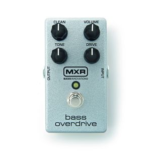 DUNLOP MXR - M-89 Bass Overdrive effetto a pedale per basso elettrico