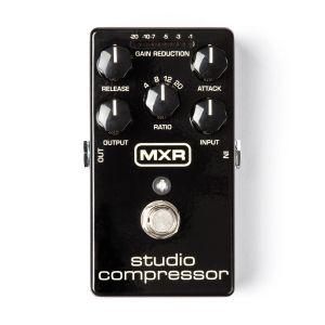 DUNLOP MXR - M76 Studio Compressor effetto a pedale per chitarra elettrica