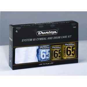 DUNLOP - 6400 Kit Mantenimento per Piatti e Batteria