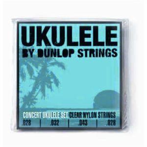DUNLOP - Duy302 Ukulele Concerto