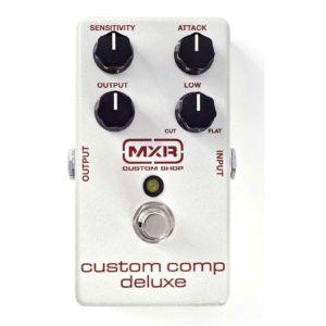DUNLOP MXR - Csp204 Custom Comp De Luxe Custom Shop effetto a pedale per chitarra elettrica