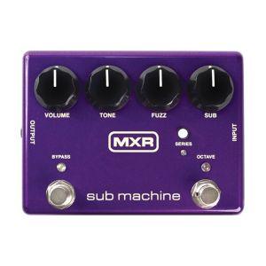 DUNLOP MXR - M225 Sub Machine Octave Fuzz effetto a pedale per chitarra elettrica