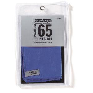 DUNLOP - P65mf12 Platinum 65 Panno in Microfibra Pulizia Chitarra