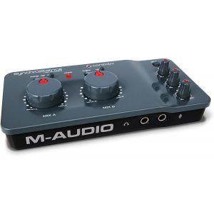 M-AUDIO - Torq Conectiv Scheda audio USB per DJ dotata di 4 ingressi e 4 uscite