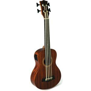 EKO - Duo Ukubass fretless Eq ukulele elettrificato