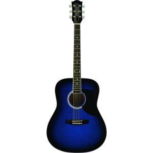 EKO - Ranger 6 Eq Blue SunburstChitarra acustica elettrificata