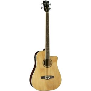 EKO - Nxt Bass D Cw Eq Natural Basso acustico elettrificato 4 corde