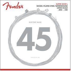 FENDER - 8250-5M nickel-plated steel 5 corde 45-130 0738250456 muta per basso