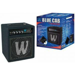 WARWICK - Blue Cab 30.1 - 30 Watt 1 X 10 Speaker Combo per basso