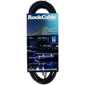 ROCKCABLE - Rcl30410d7 Cavo Speaker, Diametro 8 Mm,