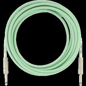 FENDER - Original Series Instrument Cable, 18.6, Surf Green Cavo Per Strumenti