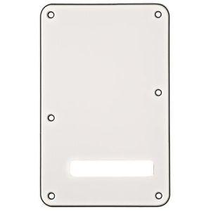 FENDER - Stratocaster Backplate White/Black/White 3 strati 0991321000