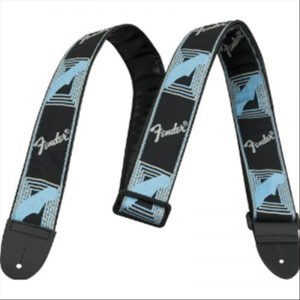 FENDER - Tracolla Monogrammed Blue 099-0681-502