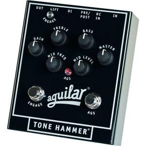 AGUILAR - Tone Hammer Preamp Pedal effetto a pedale per basso elettrico