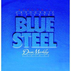 DEAN MARKLEY - 2552 Lt - Blue Steel - .009-.042 Muta Per Chitarra elettrica