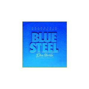 DEAN MARKLEY - 2678 Lt - Blue Steel - 5 Corde - .045-.125 Muta Ba