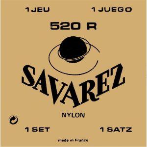 SAVAREZ - 520r Muta di corde per Chitarra Classica