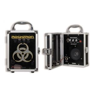 ROCKTRON - Vg08 Combo per chitarra elettrica Portable Amplifier Battery Powered
