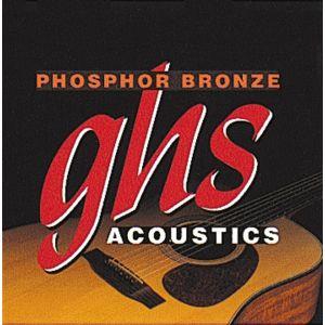 GHS - S315 - Phosphor Bronze - Extra Light 11/50 Muta per chitarra acustica