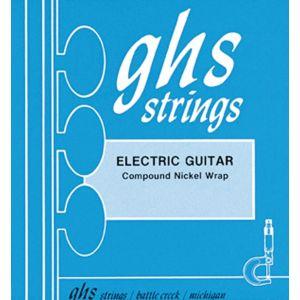 GHS - CP 1810 Rollerwound Jazz Compound Nickel Medium 012-054 muta per chitarra elettrica