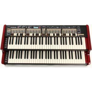 NORD - C2D con drawbar Organo combo a due tastiere