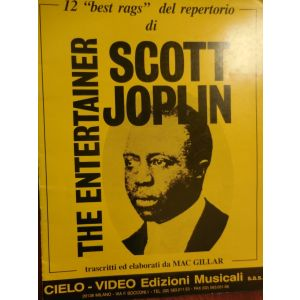 CARISCH - Scott Joplin The Entertainer pianoforte