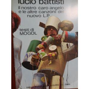 CARISCH - L.Battisti Il Nostro Caro Angelo e le altre Canzoni