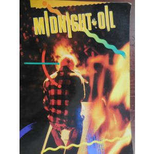 WARNER - Midnight Oil
