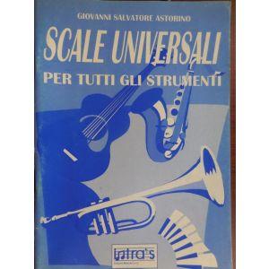 INTRA'S - G.S.Astorino Scale Universali per Tutti Gli StrumentI
