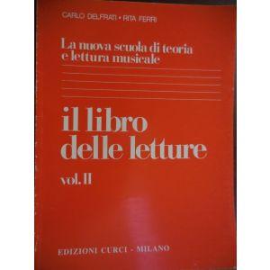 CURCI - Delfrati-Ferri Il Libro Delle Letture Vol.II