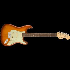 FENDER - American Performer Stratocaster Rosewood Fingerboard, Honey Burst  0114910342 Chitarra elettrica