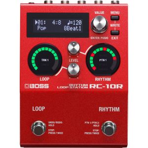 BOSS - Rc10r Loop Station Stereo Con Drum Machine